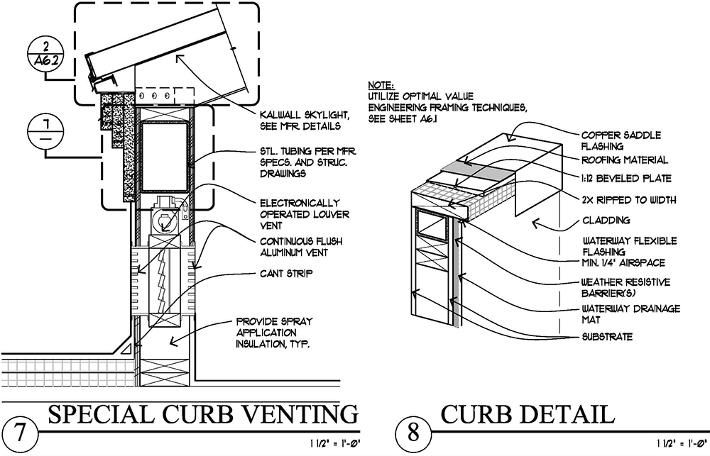 Detail Architect Architectural Construction Documents