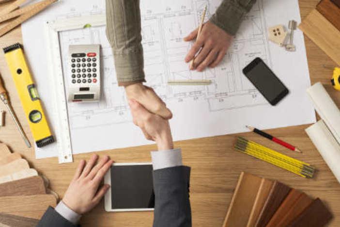 handshake builder contractor agreement contract homeowner owner client