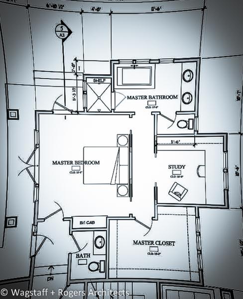 Wagstaff + Rogers Architects Larkspur Custom