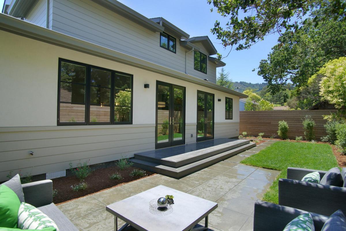 Wagstaff + Rogers Architects Modern Larkspur Eric Rogers Brock Wagstaff