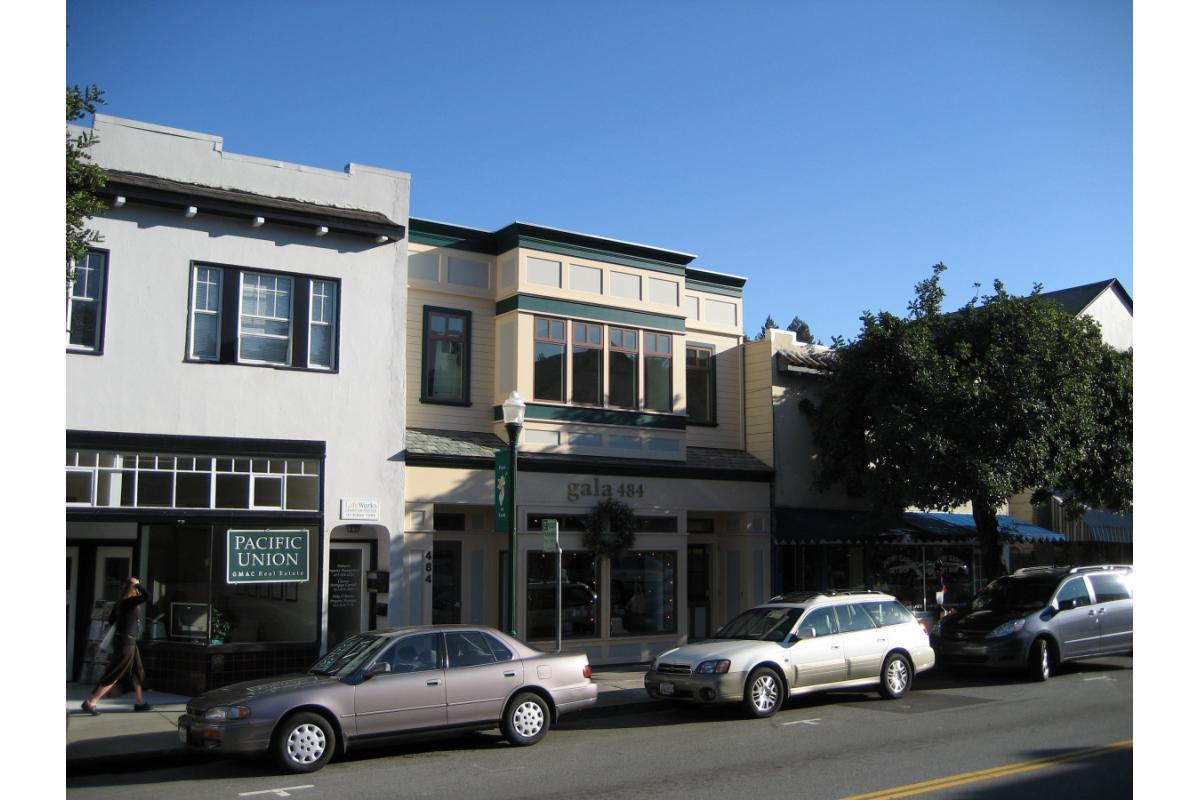 Wagstaff + Rogers Architects 484 Magnolia Avenue Larkspur Eric Rogers Brock Wagstaff