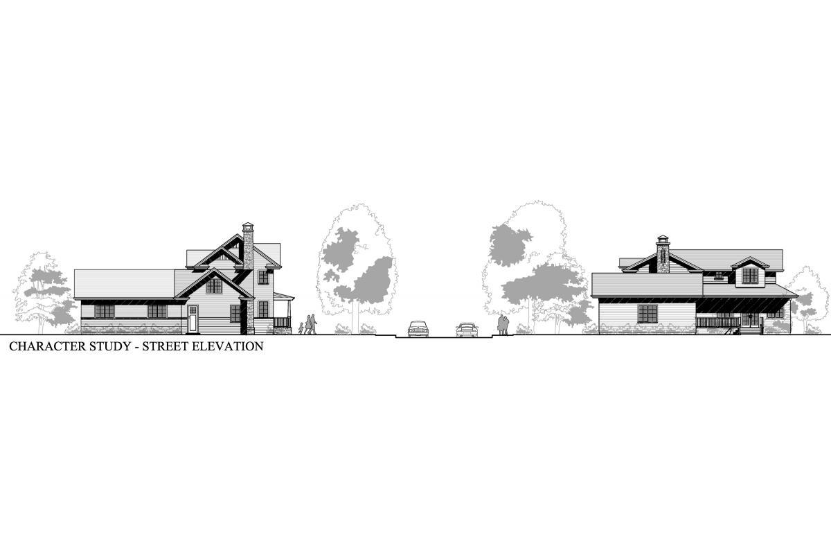 Wagstaff + Rogers Architects Farmhouse Novato Eric Rogers Brock Wagstaff