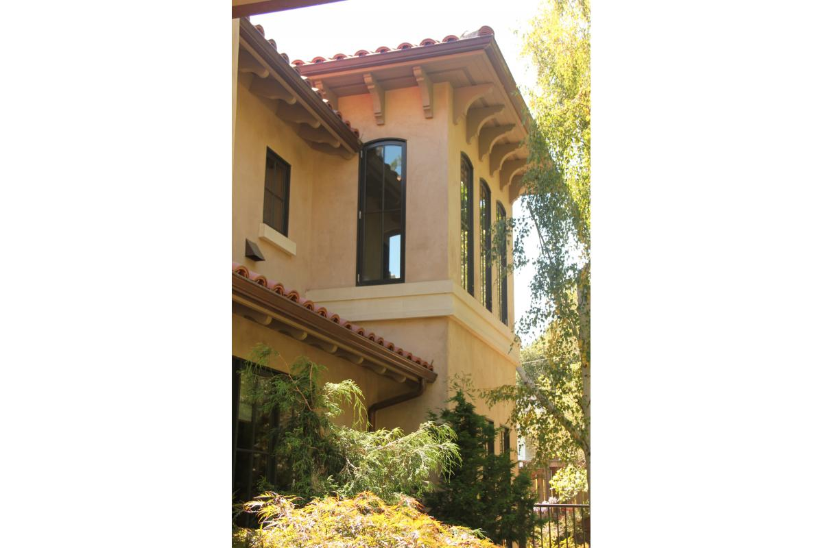 Wagstaff + Rogers Architects Spanish Revival Larkspur Eric Rogers Brock Wagstaff