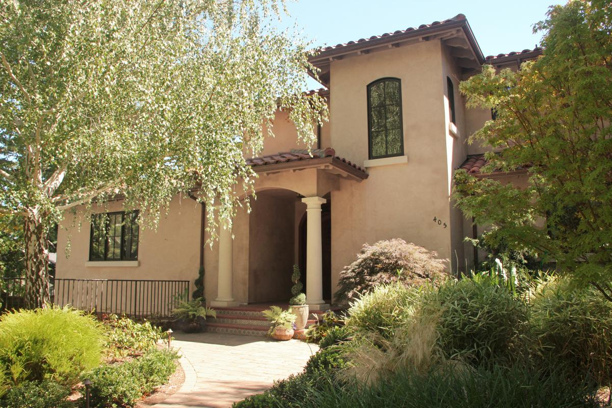 Wagstaff + Rogers Architects Spanish Revival Larkspur Eric Rogers Brock Wagstaff Larkspur