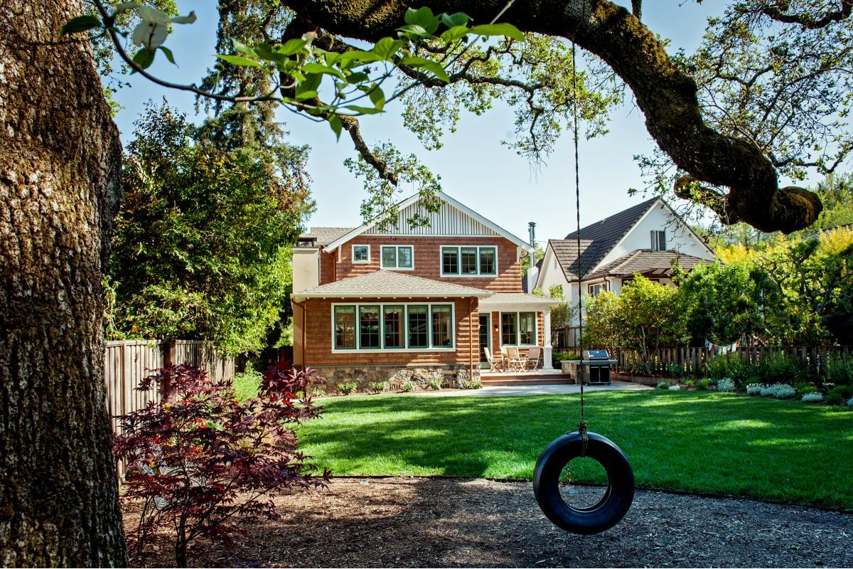 Wagstaff + Rogers Architects Austin San Anselmo Craftsman Style Bungalow Family Oak