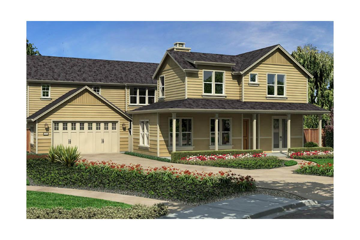 Wagstaff + Rogers Architects Olive Ridge Farmhouse Farm House Novato Eric Rogers Brock Wagstaff