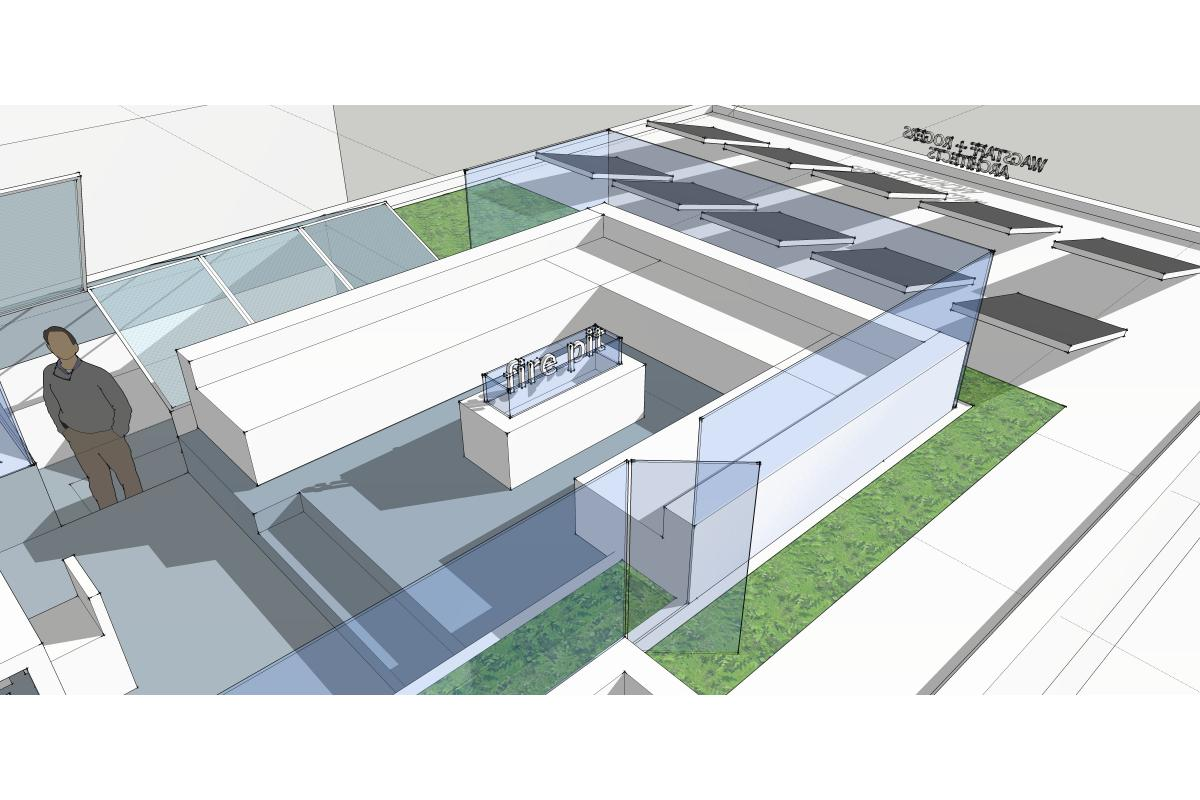 Lounge Area Option 2